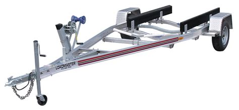 Boat Trailer Axle Maintenance by Custom Aluminum Boat Trailers Loadmaster Trailers