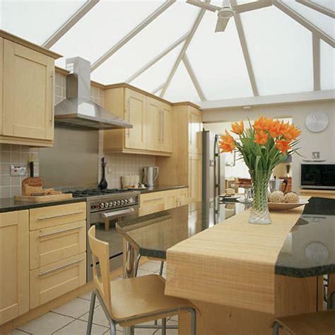 modern conservatory kitchendiner kitchen design