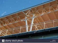 Contemporary modern architecture design steel structure