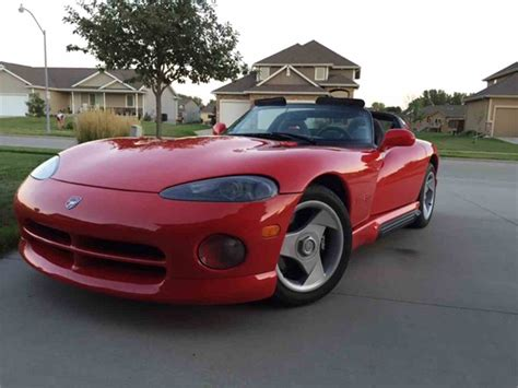 car owners manuals for sale 1994 dodge viper rt 10 head up display 1994 dodge viper for sale classiccars com cc 891648