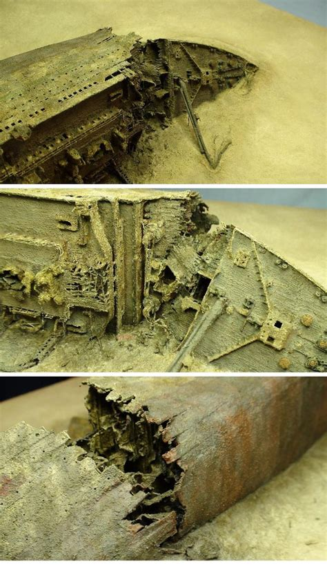 rms lusitania wreck model 550 best images about olympic titanic britannic on