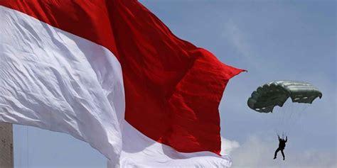 Aborsi Malang Bendera Merah Putih Ternyata Sudah Digunakan Sejak Masa
