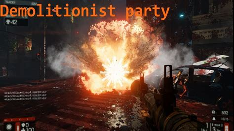 killing floor 2 demolitionist 殺戮空間 2 killing floor 2 爆破派對 demolitionist party hoe youtube