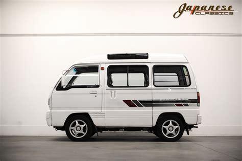 suzuki every japanese classics 1989 suzuki every van