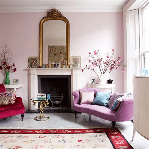 Romantic Style Living Room Design Ideas  Home Interior Design