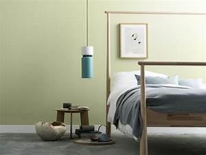 Schöner Wohnen Wandfarbe : wandfarbe naturell birkengr n sch ner wohnen kollektion ~ Watch28wear.com Haus und Dekorationen