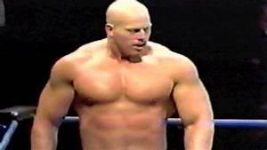 Scott Steiner dominates 370 lb powerlifter Nathan Jones ...