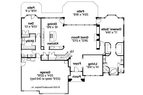 Mediterranean House Floor Plans by Mediterranean House Plans Corsica 30 443 Associated