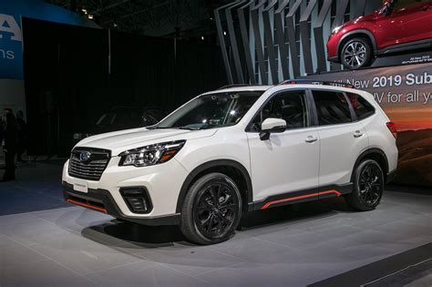 subaru forester   ready   cr