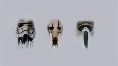 Grievous General Wars Star Wallpapers Helmet Stormtrooper
