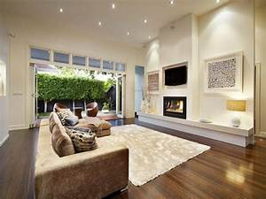 Einrichtungsideen Wohnzimmer Modern : moderne wandfarben 40 trendige beispiele ~ Sanjose-hotels-ca.com Haus und Dekorationen