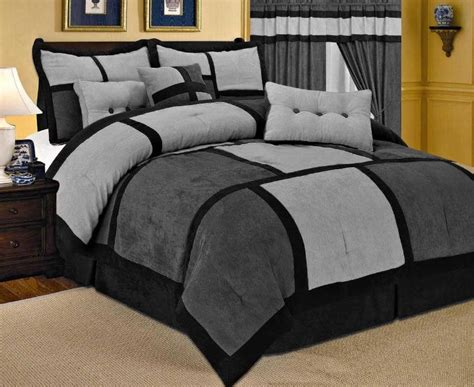 grey comforter sets queen size comforters 187 21 piece comforter curtain gray sheet set