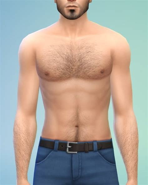 Chest Scars For Ftm Sims For Sims 4