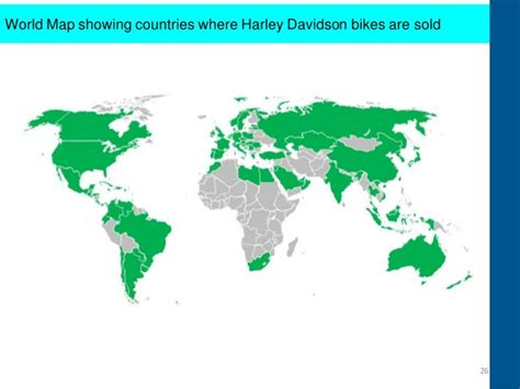 Harley Davidson Maps by Jp Deal Study 2012 Bmw And Harley Davidson