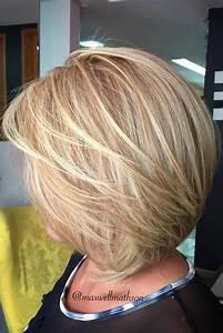 Vetement Femme 50 Ans Tendance : nouvelle tendance coiffures pour femme 2017 2018 les ~ Melissatoandfro.com Idées de Décoration