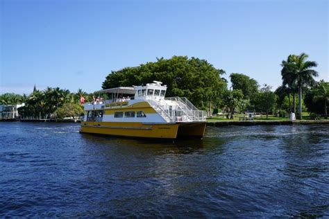 Taxi Boat Fort Lauderdale by Fort Lauderdale Water Taxi Destinations Florida