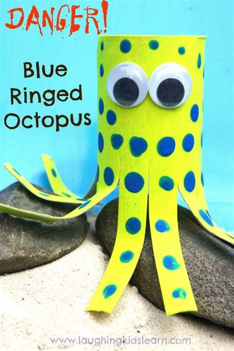 17 best ideas about octopus crafts on fish 829   809618befea110b8971859a1c15f89c2