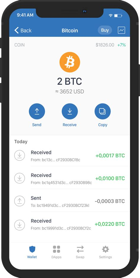 However, bitcoin does not exist in any physical shape or form. Bitcoin Wallet (BTC)   Best Bitcoin Wallet App   Bitcoin Wallet Sign Up   Trust Wallet   Trust ...
