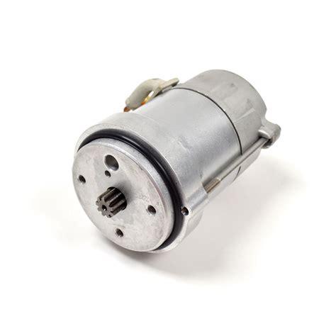 Heavy Duty Electric Motor by Norton Commando Mkiii Heavy Duty Electric Starter Motor 06