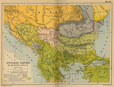 Ottoman Europe by Whkmla Historical Atlas Ottoman Empire Page