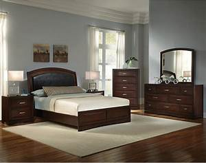 Beverly 8-Piece Queen Bedroom Set The Brick