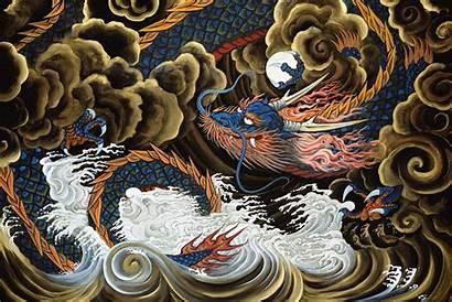 Dragon Japanese Chinese Muramasa Tattoos Tattoo Kudo