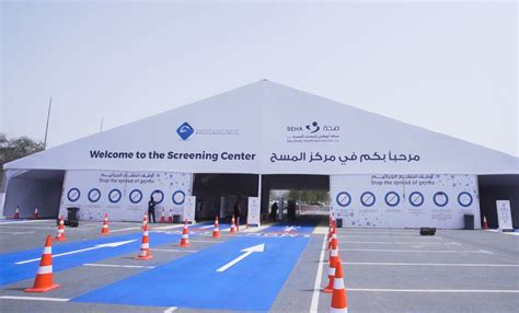 SEHA opens 13 additional drive-through COVID-19 testing ...