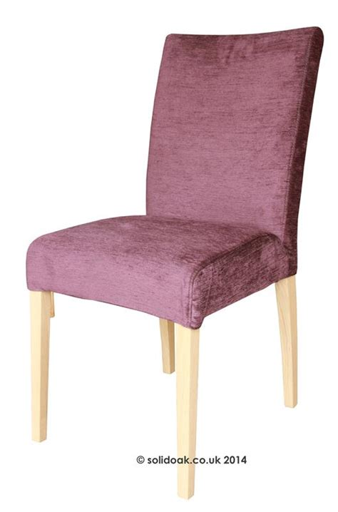 high back cover fabric dining chair from