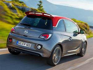 Adam S Opel : opel adam s 150 hp pocket rocket revealed ahead of paris ~ Kayakingforconservation.com Haus und Dekorationen