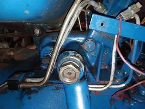 Ford 3910 Power Steering Column Leak