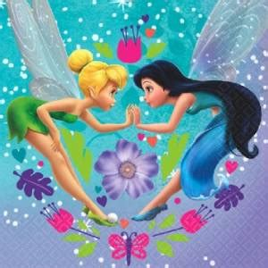 foto de TINKERBELL PERIWINKLE FAIRIES Birthday Party Decorations