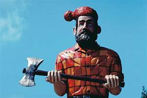 Was There A Real Paul Bunyan