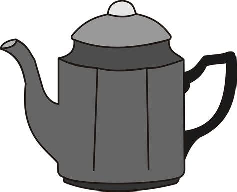 coffee pot tea pot beverage  vector graphic  pixabay