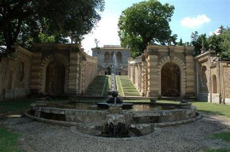 Palazzo Farnese Caprarola Giardini by Giardini Di Palazzo Farnese Foto Di Palazzo Farnese