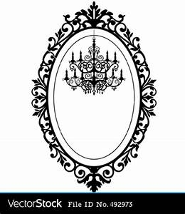 vintage oval frames vector - Pesquisa Google | Artesanato ...