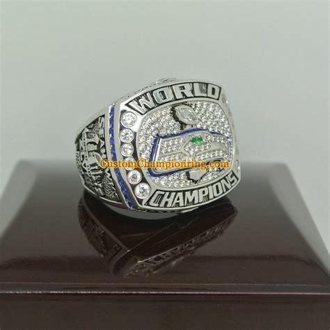 2013 Super Bowl Xlviii Seattle Seahawks Championship Ring