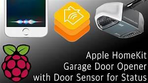 Diagram Garage Door Sensor