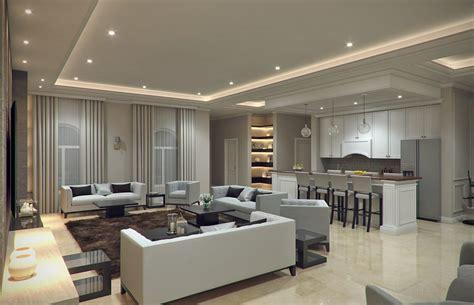 Modern Classic Villa Interior Design  Riyadh, Saudi