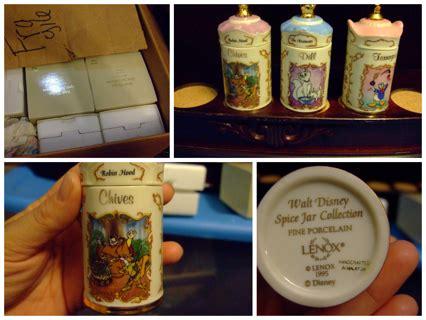 Disney Spice Rack by Free Lenox Disney Spice Jars And Rack Other