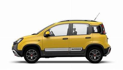 Fiat Panda Cross Thank