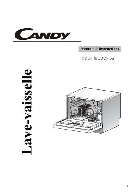 probleme lave vaisselle miele entree vidange mode d emploi lave vaisselle cdcf 6 trouver une solution 224 un probl 232 me cdcf 6 notice