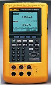 fluke 741b fluke 743b and fluke 744 documenting process With fluke 744 documenting process calibrator