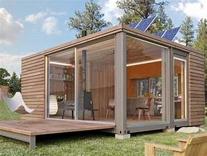 Modular Container Houses by MEKA