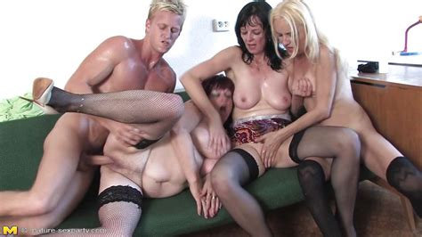 Vivien S Ingrid D Irene C In One Hard Dick For Three