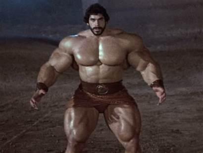 Hercules Lou Ferrigno Morphed Ultimate