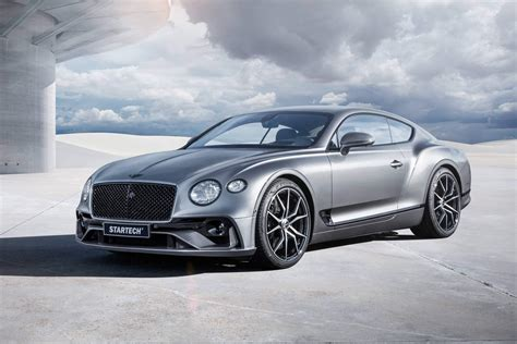 bentley continental gt gets the startech treatment