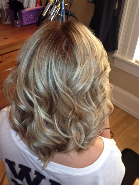 bleach blonde color correction ombre hair styles