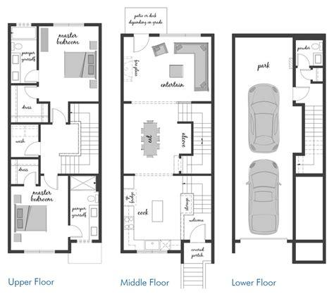 Braemar West Townhomes  Westcott Homes