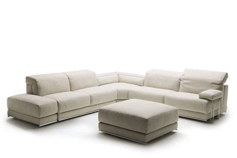 joe corner sofa adjustable headrest