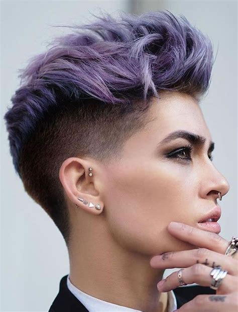collection  undercut pixie hairstyles